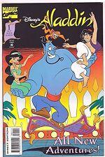 ALADDIN#1 VF/NM 1994 DISNEY'S MARVEL COMICS