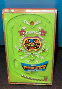 VINTAGE 1970s TOMY POCKET HAND HELD GAMES - Pachinko
