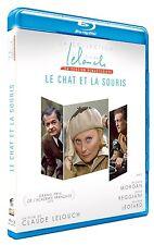 Blu Ray Le Chat et la Souris Claude  Lelouch  Michèle Morgan NEUF sous cello