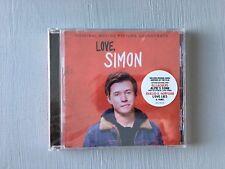 Love, Simon - 2018 Original Soundtrack CD, Mint, Still Sealed, New