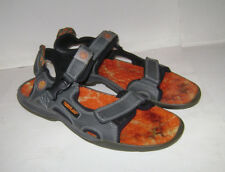 TIMBERLAND MENS SANDALS SHOES Size 11 M GRAY HIKING TRAIL SPORT FISHING