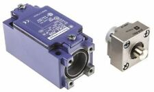 IP66 Snap Action Limit Switch Plunger Metal, NO/NC, 600V
