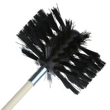 Rutland 6 En Embalaje puede variar Cepillo de poliéster de limpieza deshollinador redonda