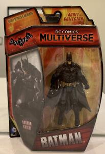 DC COMICS, DC MULTIVERSE, BATMAN ARKHAM KNIGHT, Batman, Justice League, MOSC