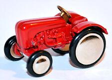 Porsche Traktor Diesel rot red 1:90 Schuco Piccolo 01541