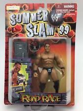 Summer Slam 1999 Road Rage Jakks Dwayne Action Figure WWF WWE Rock