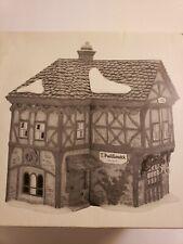"Dept 56 Dickens Village ""T Puddlewick Spectacle Shop"" #5833-1 Nib"