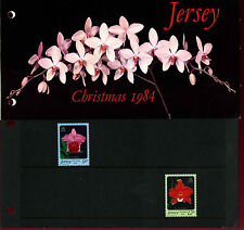Jersey 1984 Christmas MNH Presentation Pack #C41247