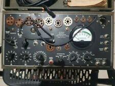 Simpson Signal Corps Vacuum Tube Tester I 177b Us Army Military