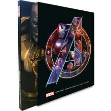 Marvel Avengers Infinity War Official Commemorative Coin Collection Ltd. Ed.