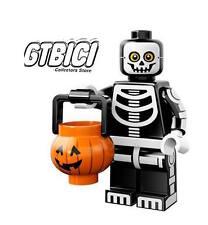 LEGO MINIFIGURA  SERIE 14  `` SKELETON GUY ´´  REF 71010 NUEVO A ESTRENAR.