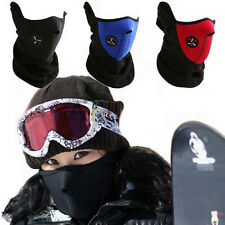 BIKE MOTORCYCLE SKI THERMAL FACE NECK WARMER MASK BALACLAVA OUTDOOR SPORT#