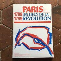 Paris Die Places von Der Nockenwellensensor 1789-1799 Records Lehre Crdp 1989