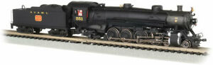 Bachmann-4-8-2 Light Mountain - Sound and DCC -- Nashville, Chattanooga & St. Lo