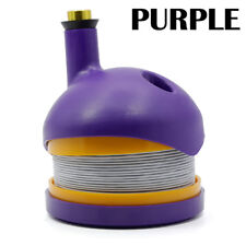 BUKKET Plastic Chicha Shisha pipe water Smoke Tube with Tubes Screens