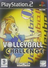 Volleyball Challenge PS2