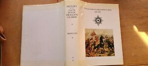 4th/7th ROYAL DRAGOON GUARDS - Signed by Officers 1985 - Regimental History Army