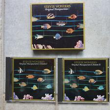 Stevie Wonder – Stevie Wonder's Original Musiquarium I + II   2-CD Set  MINT-