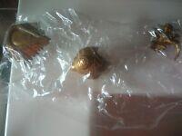 Dragon ball capsule megahouse freezer freeza frieza figure space ship nave gold