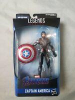 Marvel Legends Series Captain America Avengers Endgame