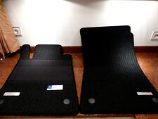 Original Fussmatten Rips Mercedes SLK-Klasse R171 W171 schwarz Ripsmatten