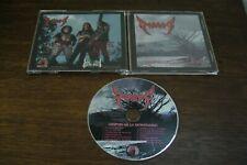 DIRGES DESPUES DE LA DEVASTACION CD THRASH METAL WITCHTRAP KREATOR SLAYER ACUTOR