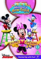 Mickey Mouse Clubhouse - Minnies Bowtique - Sealed NEW DVD