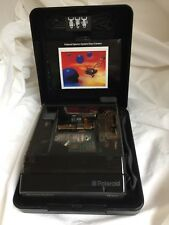 Polaroid Special Edition Spectra System ONYX Camera w/Transparent Body & Case