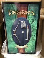 The Arms Of The Lurtz Statue Sideshow Lotr Lord Of The Rings Weta Low Bust #2