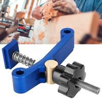 T -Slot Track Wood Clamp Kit Quick Acting Hold Down Clamp Für Holzbearbeitung