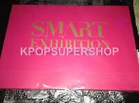 SMART Exhibition SM ART Photobook Notebook Set EXO SNSD SHINEE VIP BAG 1234 RARE
