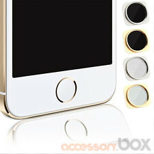 HOME BUTTON KNOPF IN IPHONE 5S LOOK OPTIK STYLE FÜR IPHONE 5 WEISS/GOLD