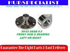 SAAB 9-3-1999-2002-FRONT HUB & BEARING-LEFT OR RIGHT-930-100 510052