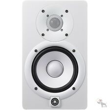 "Yamaha Hs5 5"" Powered Active 2-way Nearfield Bi-Amp Studio Monitor Speaker White"