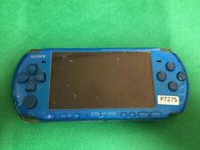 P7275 Sony PSP-3000 console Vibrant Blue Handheld system Japan Express