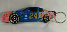#24 JEFF GORDON Race Day Key Chain 1998 NIP NASCAR Keychain Wheels Sports Group