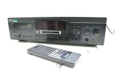 SONY MDS-JA3ES High End Minidisc MD Recorder / Player with remote ** SERVICED **