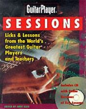 Guitar Player Sessions : Licks & Lessons from the World's Greatest Guitar Player