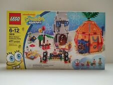 LEGO 3818 SpongeBob SquarePants Bikini Bottom Undersea Party Sealed New