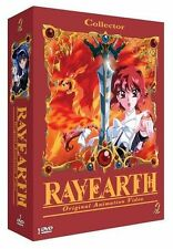 Magic Knight Rayearth - OVA 1-3 (Omu) Collector`s edition  DVD