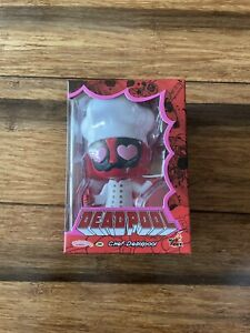 Hot Toys Cosbaby Chef Deadpool New In Box Sealed
