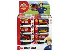 Dickie 203093000 - Feuerwehrmann Sam - Single Pack / Fahrzeug - Vet 4X4 - Neu