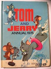 TOM & JERRY Annual 1975. Good Condition.
