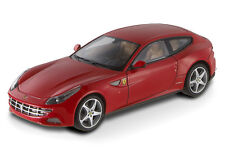 2011 Ferrari FF Four rojo Hot Wheels elite W1187 1 43
