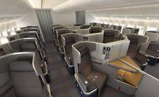 AA American Airlines International Business Class Upgrade - AA SWU eVIP