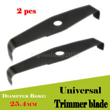 """Unversal 12"""" 2T Brushcutter Brush Trimmer Blade 2 Tooth 300mm X 25.4mm"""
