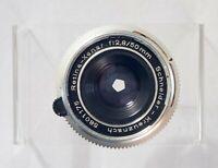 Vintage Deckel Lens - Schneider-Kreuznach Retina-Xenar 50mm f2.8 - Clean Glass