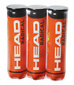 HEAD Radical Tennis Balls, Triple Pack 12 Balls