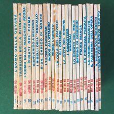 MISTER NO 1° Ed 23 Fumetti 6/99 Cepim (1975/1983) Lotto Blocco MB/OTT