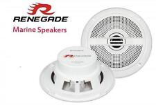 """Renegade rxm-62 6,5 """" 16,5 cm 2 voie salle de bains cuisine baignoire chaude haut-parleurs 1 paire 150 w"""